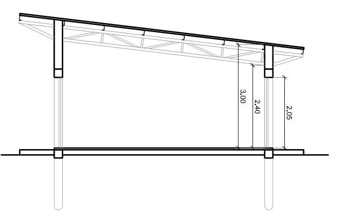 Stage 1 Architectural Drawing - Elevation