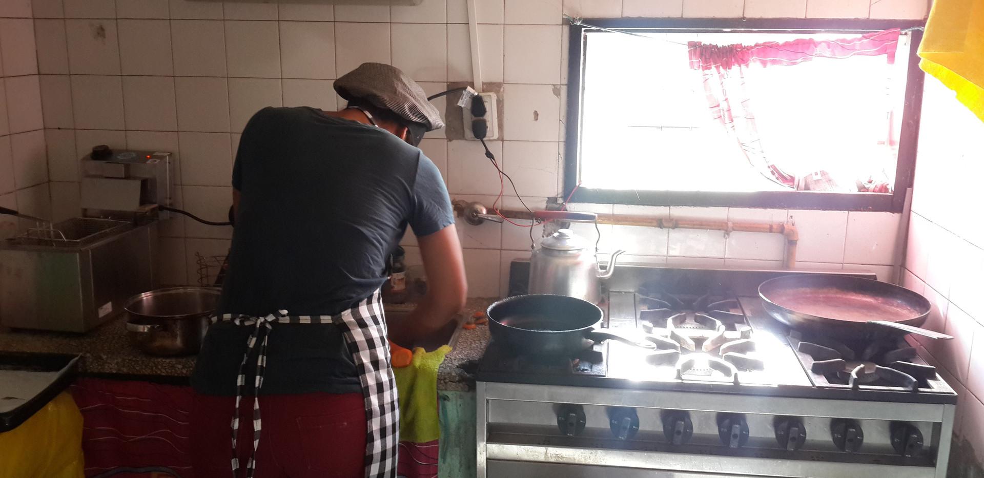 Site Kitchen Facilities