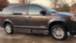 2016 Dodge Grand Caravan Side Entry Wheelchair Accessible Van