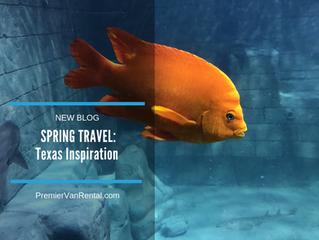 Texas Spring Travel Inspiration