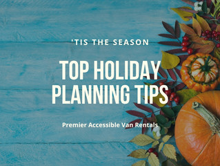 'Tis the Season: Top Holiday Planning Tips