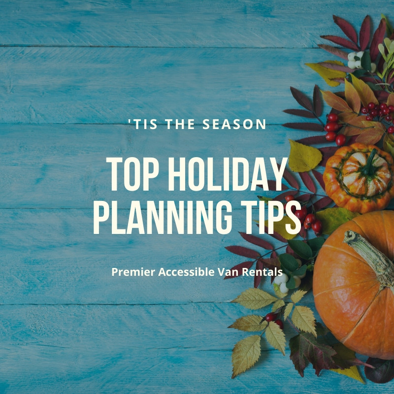 Wheelchair accessible holiday planning tips