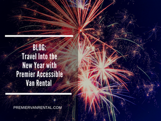 How Premier Accessible Van Rental Can Help You Travel Into the New Year