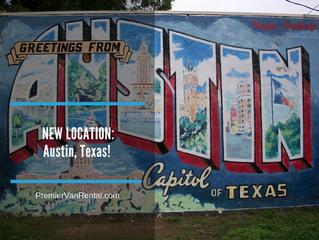 Premier Accessible Van Rental Announces Austin Location!