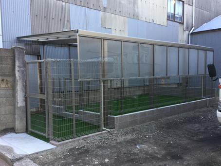 ドッグランで、犬と過ごせるお庭リフォーム事例【大阪府 S様】