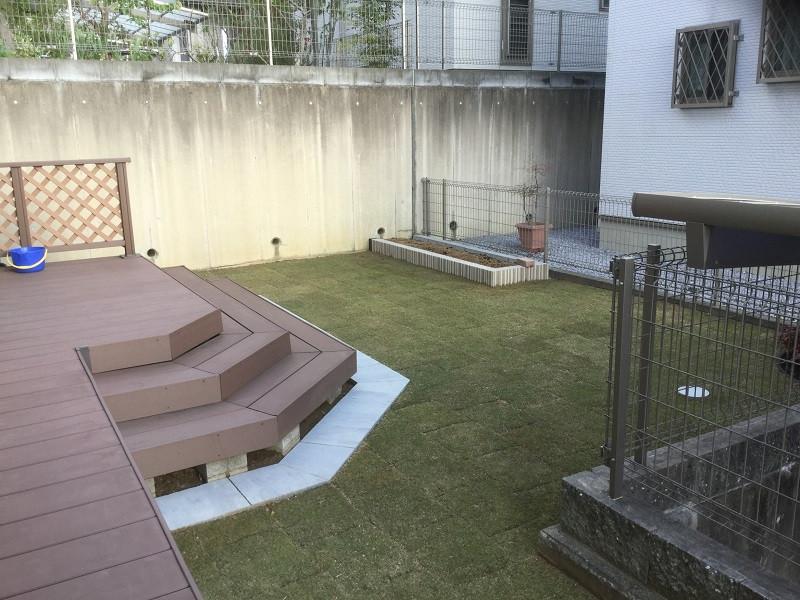 庭リフォームアフター