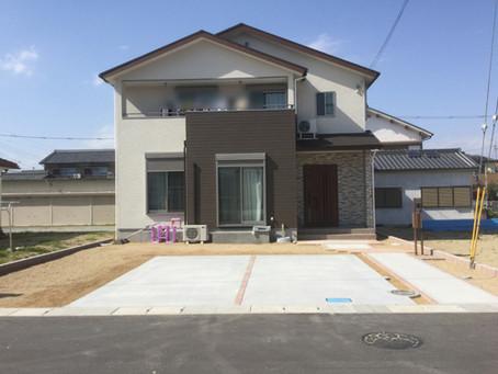 奈良で新築外構工事【香芝市|谷澤様邸】