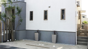 外壁塗装と庭のリフォームでおしゃれに雑草対策【奈良県N様邸】