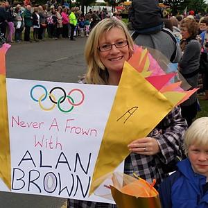 HT- 2012 Olympic Celebations