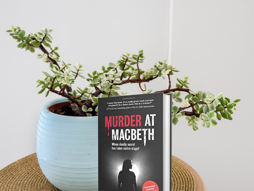 Murder At Macbeth – A Review