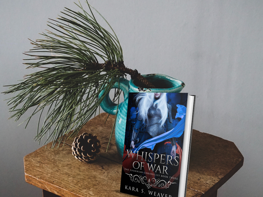 Whispers of War – A Review