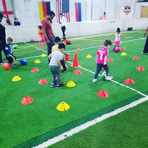 Toddler Program (Tiny Soccer Tots)