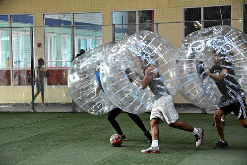 1 Hour Bubble Soccer