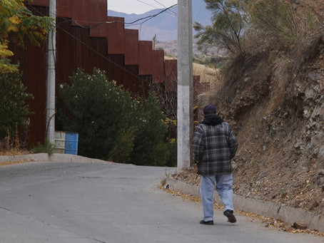 A short film about the Mexican Border