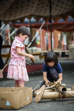 Village Square workshop