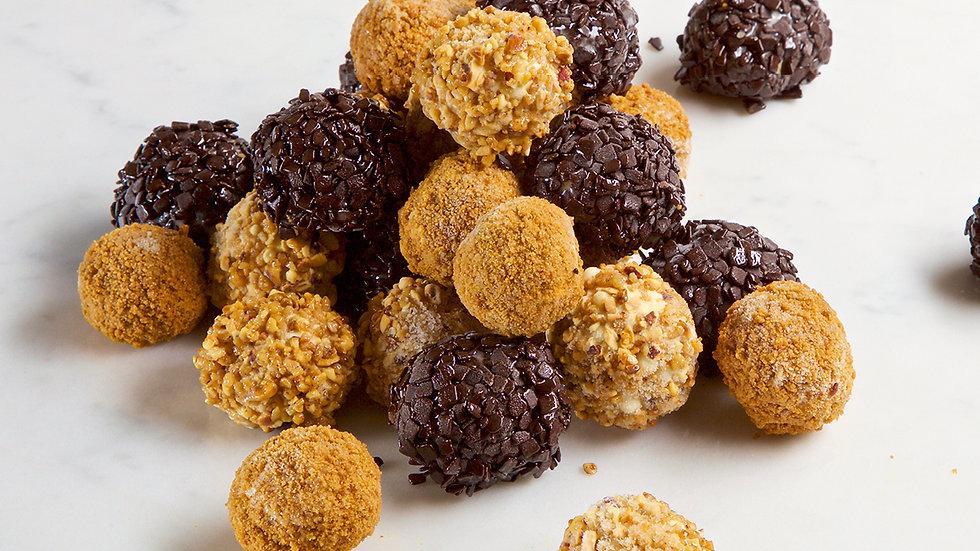 Assortiment ijstruffels (500 gram, ong. 16 stuks)