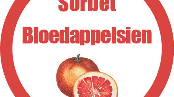 Sorbet bloedappelsien (900ml)