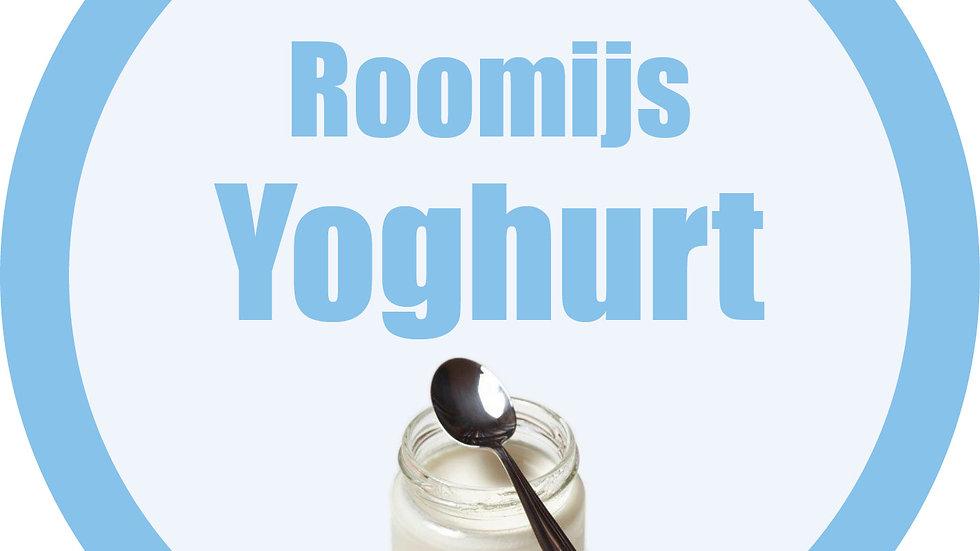 Roomijs yoghurt (900ml)