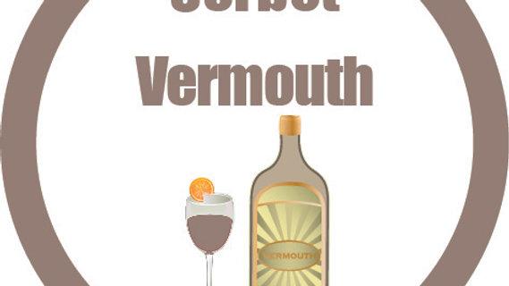 Sorbet vermouth (900ml)