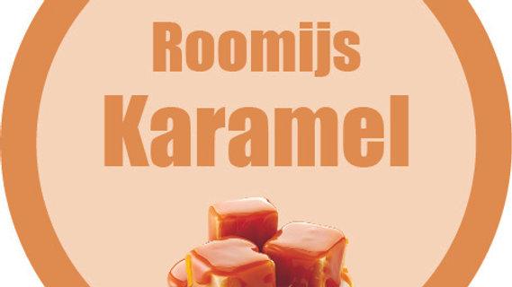 Roomijs karamel (900ml)
