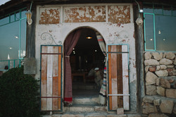Entrance To The Stone Gallery