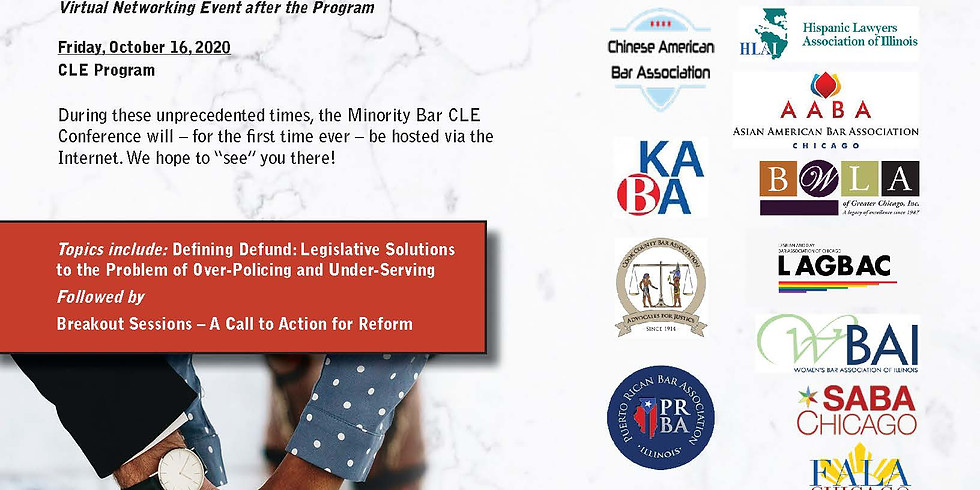Minority Bar CLE Conference: 2020 Virtual Edition – Session 2