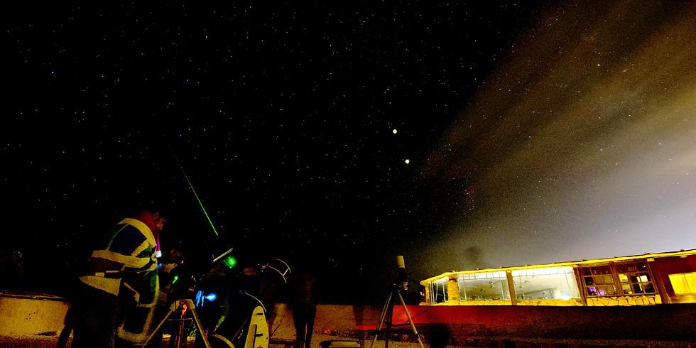 אסטרונומיה ושירי מדבר