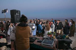עמדת DJ