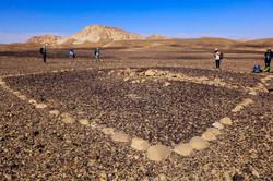 Archeological findings- Mount Karkom