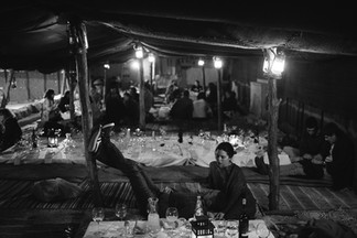 אוירה באוהל