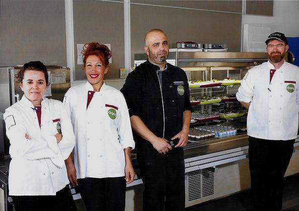 photo equipe cuisine