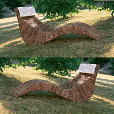Chaise lounge SNAKE