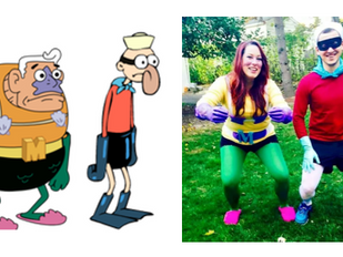 Halloween Couples Costumes That Don't Totally Suck
