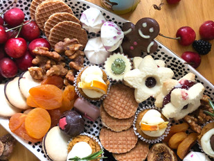 How to Craft a Delicious Dessert Board