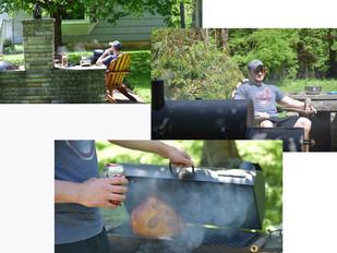 Rams' Corner : Smoked Ham with a Sweet & Spicy Glaze