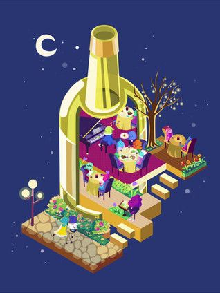 The World of Beverages: Wine