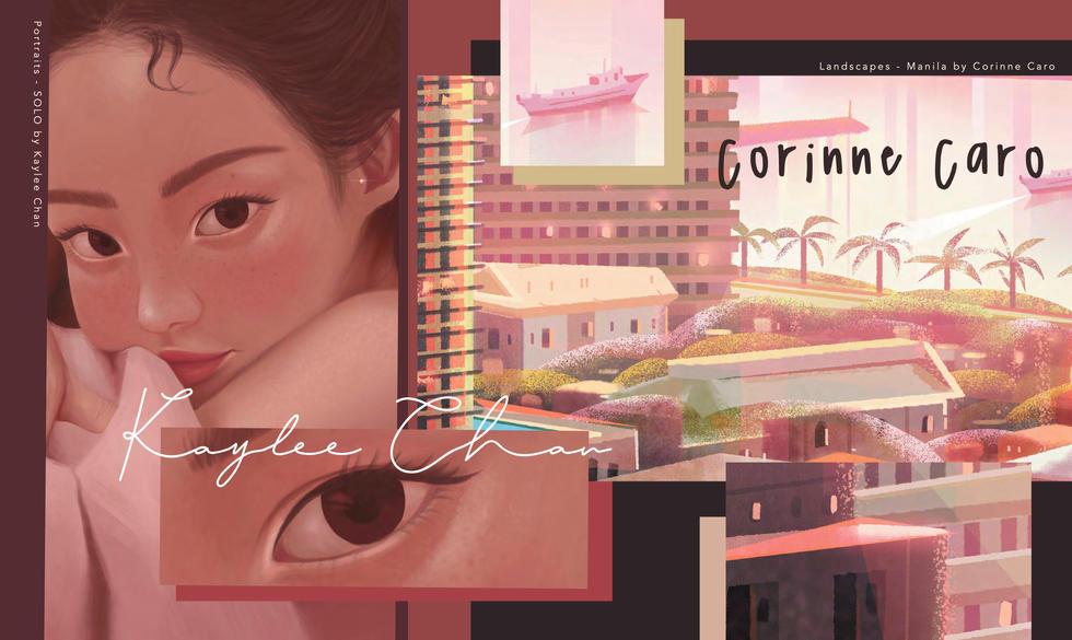 Illustrators: Kaylee Chan & Corinne Caro