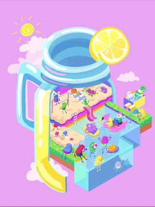 The World of Beverages: Lemonade