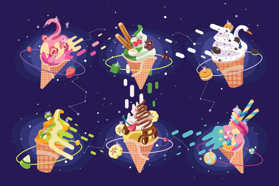 Space Glace