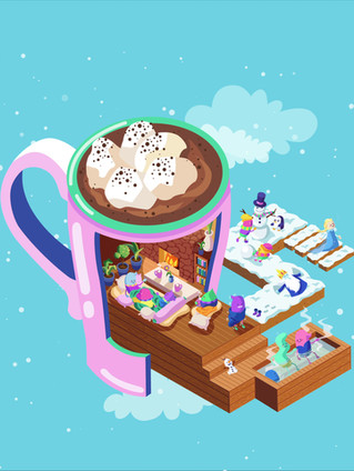 The World of Beverages: Hot Cocoa