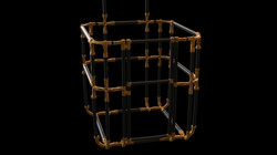 Diving cage
