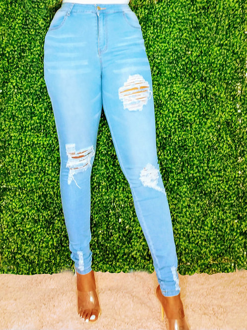 Don't Stress over No waist Jeans