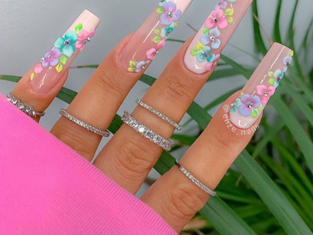 15 Nail Designs You Should Try This Spring