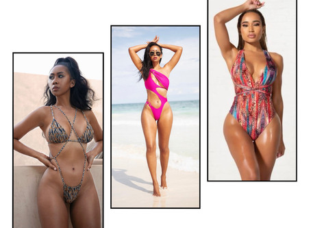 Swimwear Inspiration x SheSoSpoiled