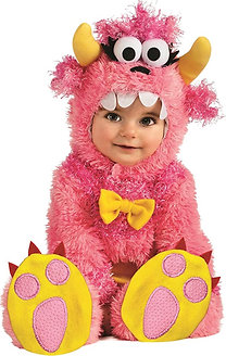 Pinky Winky Monster Costume