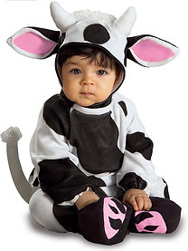 Cozy Cow Costume