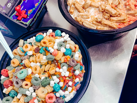 Cereal Combinations That You Never Knew You Needed.