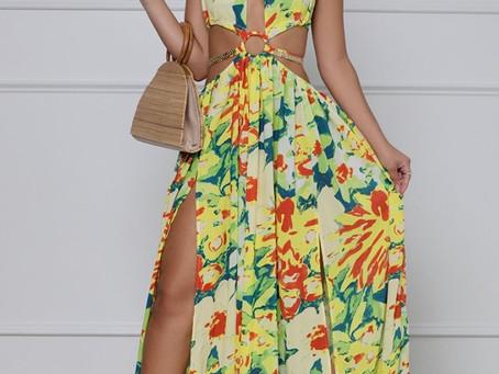 It's Maxi Dress Season!