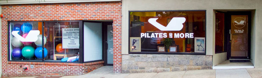 Visit Pilates and More!