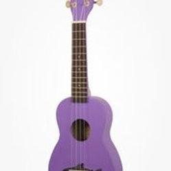 Kala Soprano Purple Ukulele